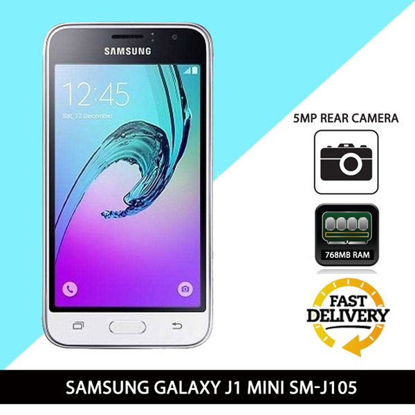 Samsung Galaxy J1 Mini Deals for only Rp1.074.000 instead of Rp1.074.000