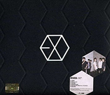 EXO-M - 1st Mini Album - MAMA (Korean version)
