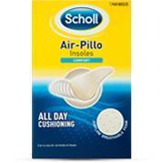 Scholl Air Pillo Insoles 1 Pair (Foot Cushion)