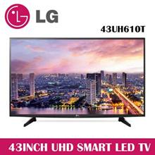 LG 43UH610T 43INCH UHD SMART LED TV