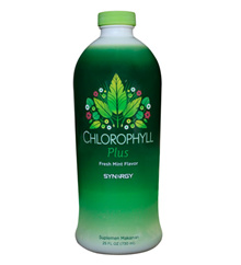CHLOROPHYLL PLUS from SYNERGY