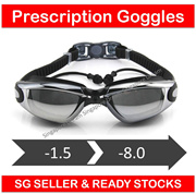 9ace6b21548 Quick View Window OpenWish. rate 5. Corrective Prescription Swimming Goggles  with Anti Fog ...