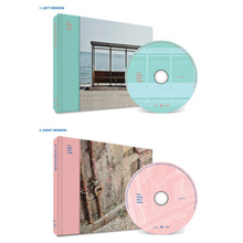 BTS - You Never Walk Alone [LEFT+RIGHT ver. SET] 1st Press Edition CD+2 Folded Poster+Free Gift > BT