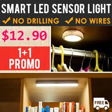 ★BUY 1 GET 1 FREE★ FREE SHIPPING ★ Smart LED Motion Sensor Light ★