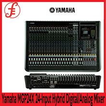 Yamaha MIXER DJ MGP24X 24 Input Hybrid Digital Analog Mixer with USB Rec Play and Effects