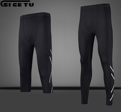 191d676a0b Sport Jogging Pants Track Men Fitness Running Tights Compression GYM  Basketball Football Wear