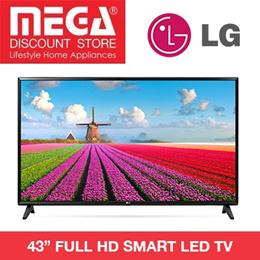 LG 43LJ550T 43INCH FULL HD SMART LED TV / WebOS 3.5 / LOCAL WARRANTY