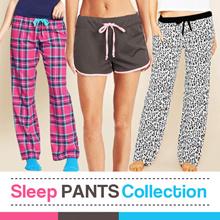 Pajamas Pants For Woman - 2 Model - Good Quality - Celana Tidur Wanita - Celana Santai