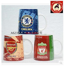 Soccer AC Milan Chelsea Real Madrid Arsenal Liverpool Barcelona Juventus Manchester City mug ceramic