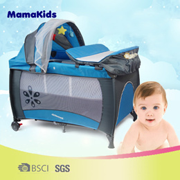 European convenient baby bed/ mamakids playpen/ Foldable Bassinet/ Travel Playard/ play yard