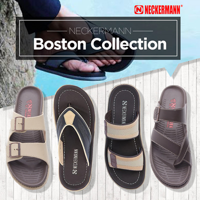 Neckermann Sandal Pria Boston Collection