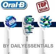 Oral B Precision Clean CrossAction Electronic Toothbrush Brush Head for Braun