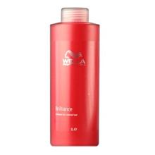 ウェラ[WELLA PROFESSIONALS] Brilliance Shampoo 1000ml ダイヤモンドのように輝くカラーとコーティング / カラーリングした毛髪のカラーを鮮明で華やかにします。