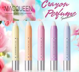 MACQUEEN [MacQueen NewYork] Crayon Stick Perfume 2.5g / SEASON 2 5 Fragrances / SEASON 2