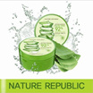 [Nature Republic] 300ml Aloe Vera 92% Soothing Moisture Gel