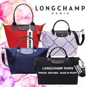 LONGCHAMP Le Pliage Classic Nylon Totes / NEO / 1512 / 1515 / 1699 / 1899 -  2018 NEW SERIES