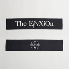 2017 EXO PLANET #4 - The EℓyXiOn Seoul Concert Official Goods : Slogan Towel