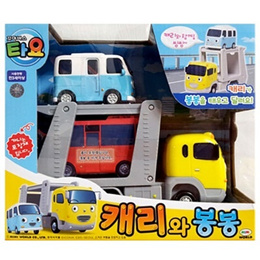 ★HOT SALE★ Tayo carry and bongbong toy / Tayo pull back cars / Tayo bus toy (Given sweety)