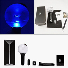 KPOP BTS ARMY Bomb Light Stick Ver.3 Bangtan Boys Concert Lamp Lightstick Gift