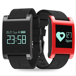 Newest LEMDOIE DM68 Smartwatch Waterproof Bluetooth Watch With Blood Pressure Monitor Pedometer