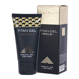 50ml Big Dick Cream Original Russia Titan Gel Gold For Men Intimate Lubricant Big Dick Thickening En