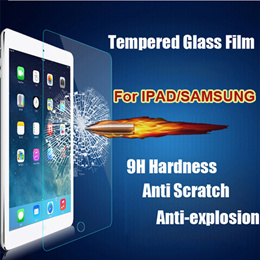 💋Bye 1 Get 1 Free💋9H tempered glass For iPad mini 1/2