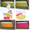 Automotive Tissue Box -With clip and easy to install -Just slip the lid to get tissue ~ sri1