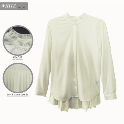 Blouse Cobalt White
