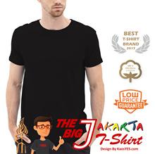 Quick View Buka JendelaWishMasukkan ke keranjang. KaosYES rate:5. KaosYES Kaos Polos T-Shirt O-Neck Lengan Pendek ...