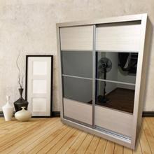 Customizable Modular Sliding Wardrobe | 5 - 7ft sizes | Different Exterior n Internal Configurations