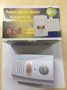2 IN 1 Electricity Saving Box + Pest Repeller Save Energy Power Saver Save Your Bill Up To 60% Energy Saver PLUS pest repeller function