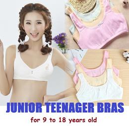 Junior Training Girls Bras Starter Bras for Young and Little Girls