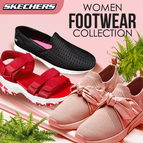SKECHERS WOMEN COLLECTION Deals for only Rp219.000 instead of Rp219.000