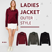 New Collection..!!!  Ladies Jacket Outer Style/Ladies Outer/Ladies Jacket