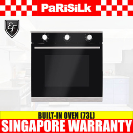EF BO AE 63 A Built-in Oven (73L) (2-Year Warranty)