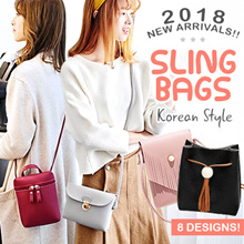 ♥ Mothers Day Gift♥ What You Need is Just a Sling Bag-Korean Style Mini Handphone Sling Pouchs