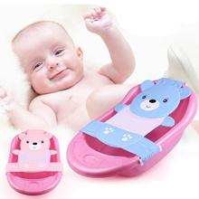 Fine Baby Bear Shower Bath Net Bed Bath String Bag Frame Cradle bath accessories without Tub