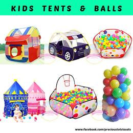 Toys * Tent * Balls * Ball Pool * Square * Latest Design * Kids * Children * Fun * Castle * Tunnel