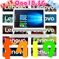 Lenovo|AIO 310|19.5 LED|CELERON_J3455|White|1 Year Local Warranty
