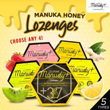 Bundle of 4 Manuka Honey Lozenges
