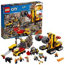Lego LEGO City Gold Hunting Farm 60188