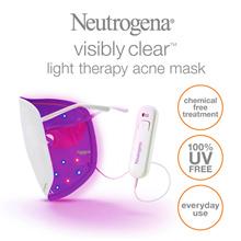 ❤No.1 LIGHT THERAPY MASK❤ NEUTROGENA Anti-Acne Light Therapy Phototherapy Mask. Authentic Stocks.
