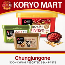 CJW Hot Bean Paste / Soy Bean / Ssamjang /500G/ HALAL hot bean paste 300G