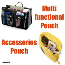 CHEAPEST Handbag Organiser*Bag Organizer*Storage Organiser*Bag Pouch*Multifunctional Organiser*Bag-In-Bag Organiser*Smartphone Cable Storage Pouch*Accessories Charger Mouse Cable Organiser*