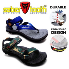 ✪ SABERTOOTH ✪ Hiking Sandals - Traveling and Adventure - Unisex Adventure Footwear
