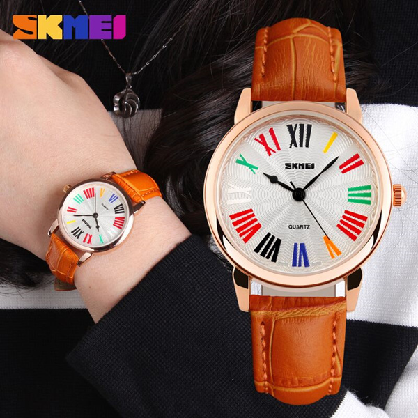 SKMEI WOMEN FASHION WATCH COLLECTION Deals for only Rp139.000 instead of Rp139.000