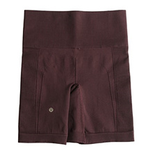 Lululemon Sculpt Short (Black Cherry)