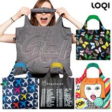 [LOQI] Premium Germany Brand Foldable bag/ Recycle bag/  Tote bag/ Second bag/ Eco bag