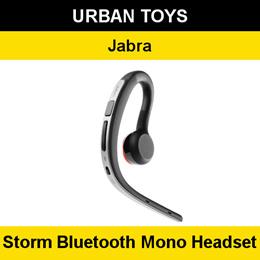 Jabra Storm Bluetooth Mono Headset / Singapore Seller / 2 Years Warranty by Jabra Singapore