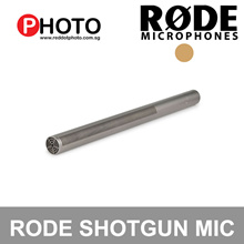 Rode NTG3 Shotgun Microphone + XLR package